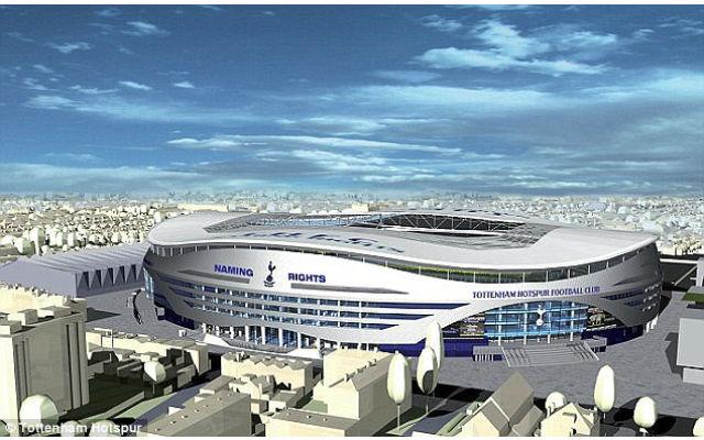 Tottenham given green light to build new 56,000 White Heart Lane