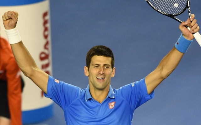 (Video) Novak Djokovic beats Andy Murray in 2015 Australian Open final to secure fifth crown