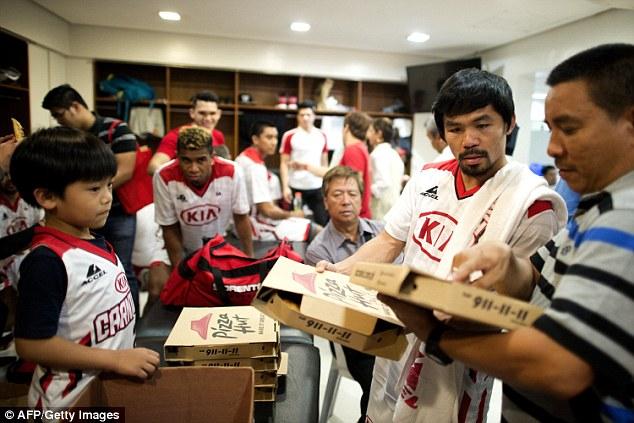 Pacuqiao Basketball A