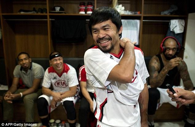Pacuqiao Basketball D