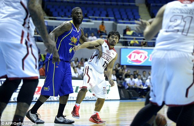 Pacuqiao Basketball F