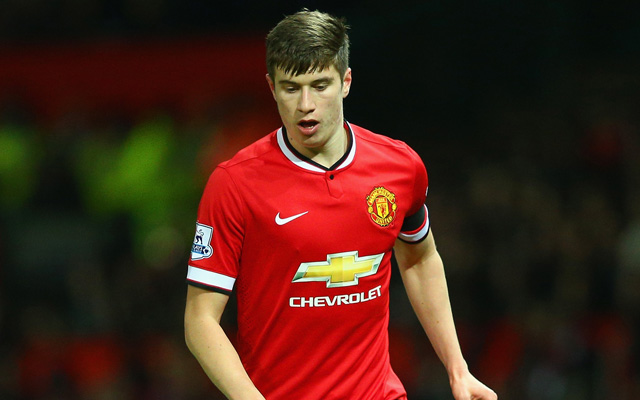 Manchester United youngster rewarded with new two-and-a-half year contract