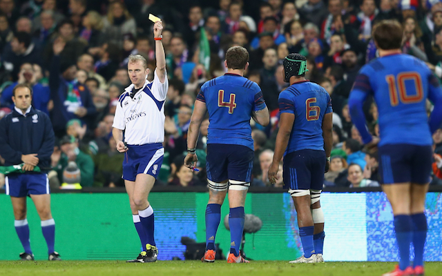 (Video) Six Nations: France star Pascal Pape handed massive ban for knee foul on Ireland's Jamie Heaslip