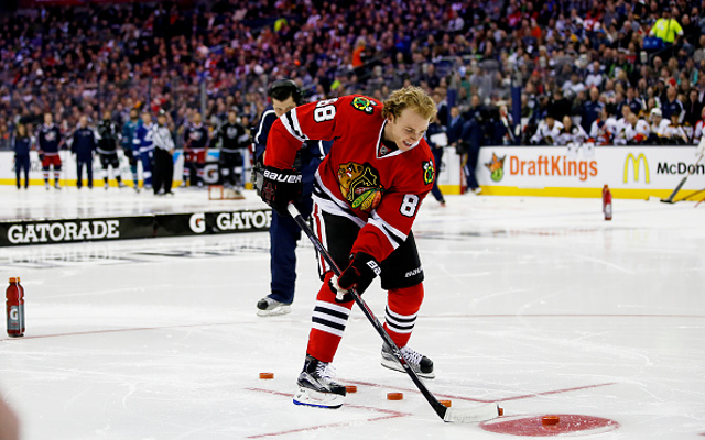 Chicago Blackhawks star Patrick Kane out for 12 weeks
