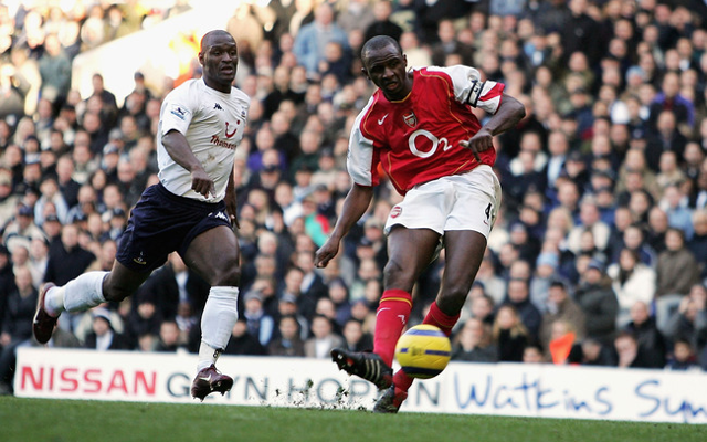 Five best North London Derbies in the Premier League era, with Arsenal's 5-4 win and crazy Tottenham comeback