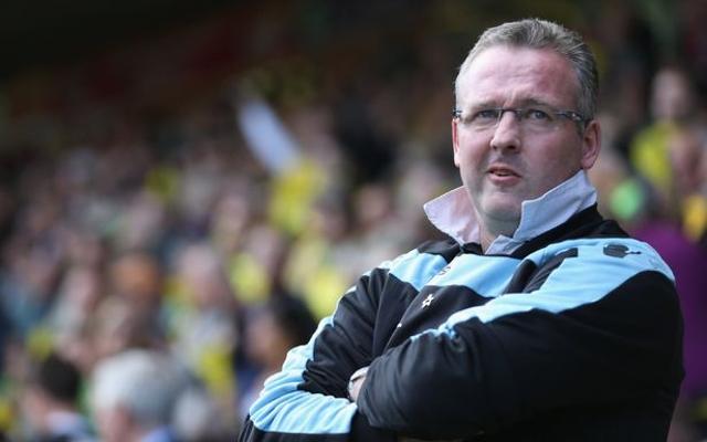 Aston Villa sack Paul Lambert after poor Premier League form