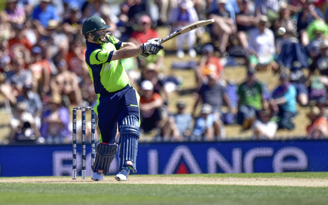 (Video) Paul Stirling hits Man of the Match 50 as Ireland complete shock win over West Indies