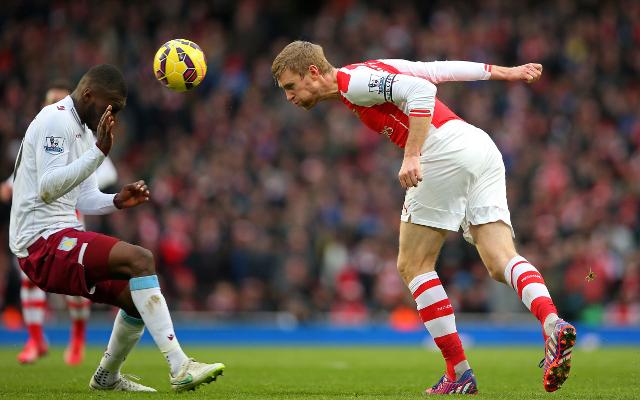 Arsenal defender under pressure as Arsene Wenger sets sights on replacement