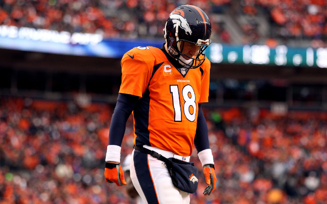 Denver Broncos QB Peyton Manning still undecided on retirement plans