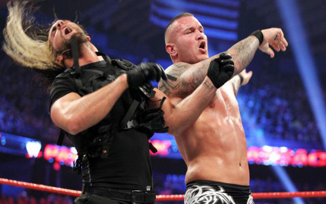 WWE Fastlane Update: Randy Orton's back! The Authority wins 6-Man Tag Team match