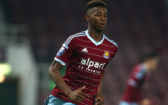 West Ham United U21 v PSV Eindhoven U21 - Barclays U21 Premier League International Cup