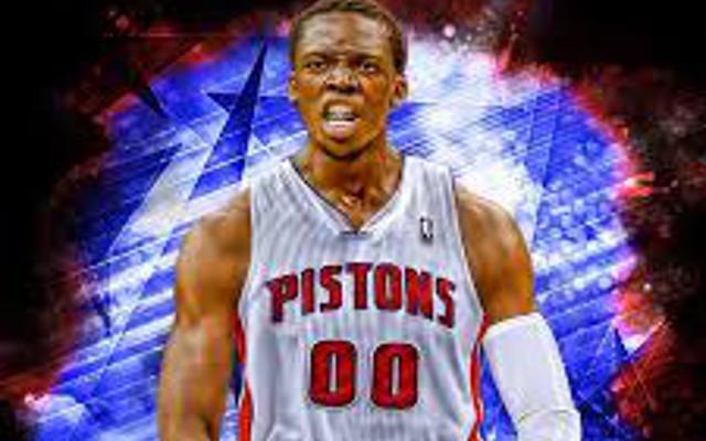 Reggie Jackson Detroit Pistons