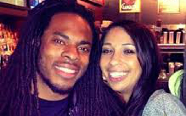 Richard Sherman and Ashley Moss celebrate birth of son Rayden