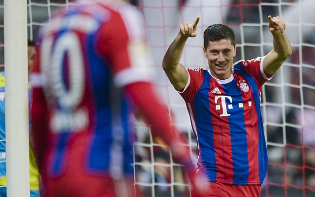 Bayern Munich agree 10-year kit deal with Adidas worth £645m