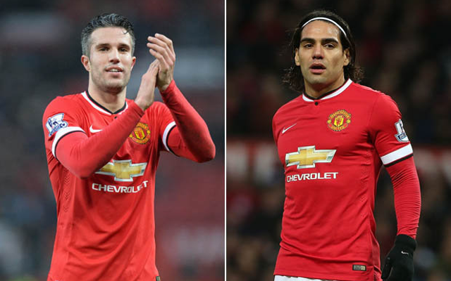 Manchester United eye Arsenal & Chelsea targets in £60m swoop to replace Falcao & van Persie