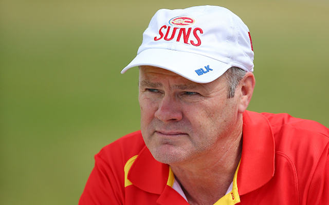 Gold Coast Suns coach Rodney Eade plays down reports of cocaine use amongst players