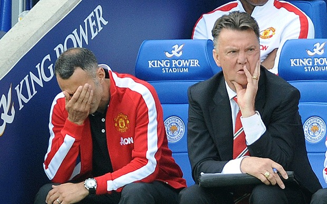 Louis van Gaal identifies where Man United MUST improve to become Premier League champions