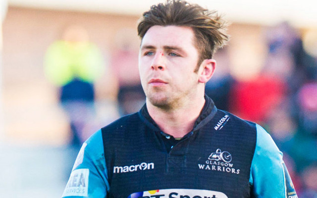Scotland and Glasgow Warriors rugby star Ryan Wilson suspended after assault