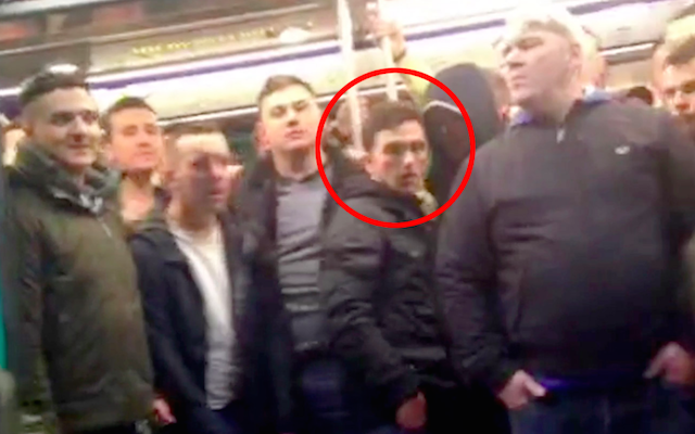 Rich city boy amongst Chelsea fans caught up in racism storm