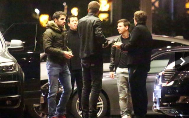 Luis Enrique refuses to condemn Barcelona duo for late night casino trip