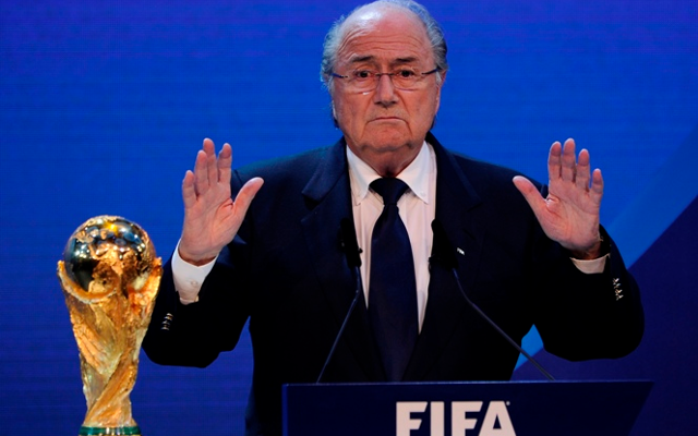 Twitter reacts to Sepp Blatter's resignation as FIFA President