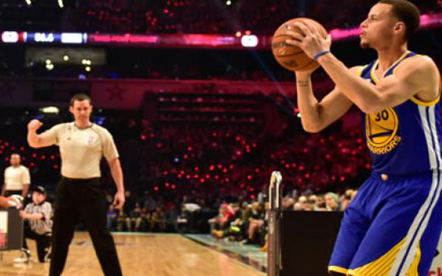 NBA news: Stephen Curry wins Three-Point Shootout on All-Star Weekend