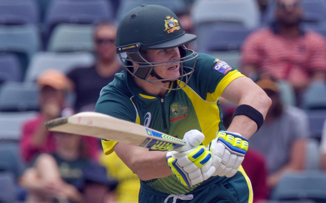 Cricket World Cup 2015: Injury scare! Australia star Steve Smith suffers blow in training