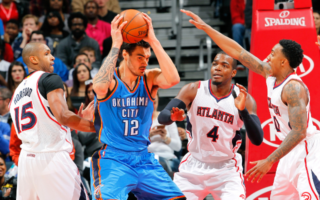 NBA news: Steven Adams says Kevin Garnett trash talk makes you question why you play basketball