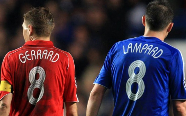 Ten names that could be saying goodbye in the Premier League today: Gerrard and Lampard head up list of departing stars