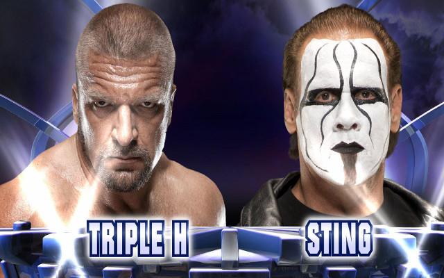 WWE Fastlane: Stinger Strikes! Sting challenges Triple H to match at Wrestlemania XXXI