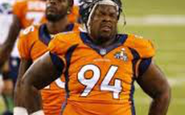 Oakland Raiders to pursue Denver Broncos free-agent defensive tackle