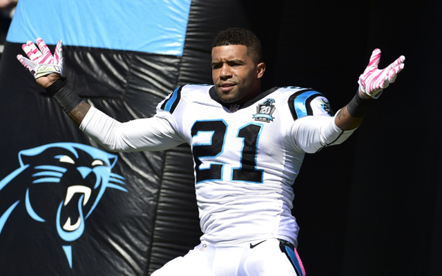 Carolina Panthers release S Thomas DeCoud after one season