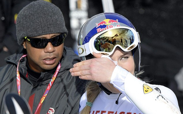 Tiger Woods Lindsey Vonn: golf star splits from girlfriend due to pressure of busy schedules