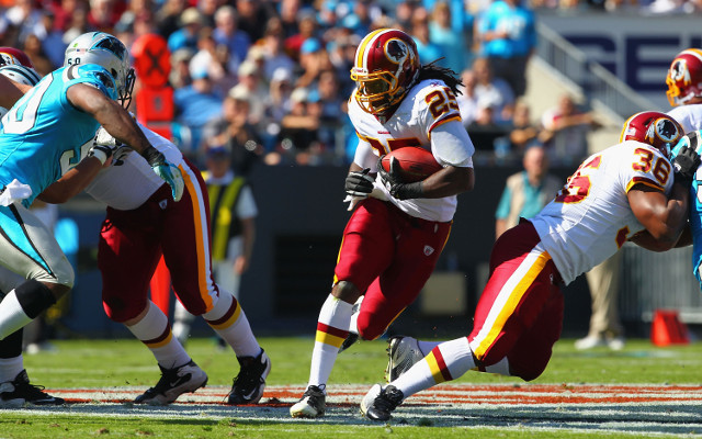 Former Washington Redskins RB Tim Hightower attempting NFL comeback
