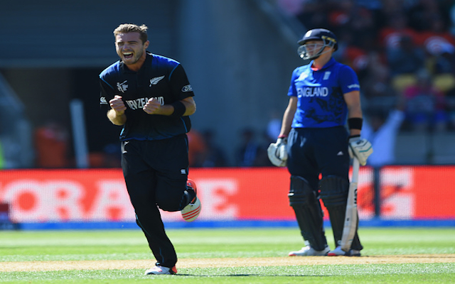 Cricket World Cup 2015: New Zealand star quick Tim Southee to face Australia despite training injury