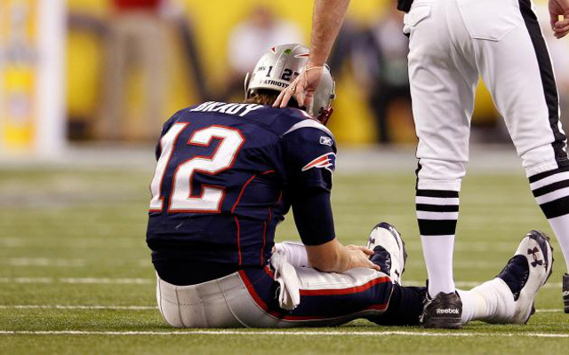 Super Bowl update: Seahawks 0, Patriots 0 after Tom Brady INT in the first quarter