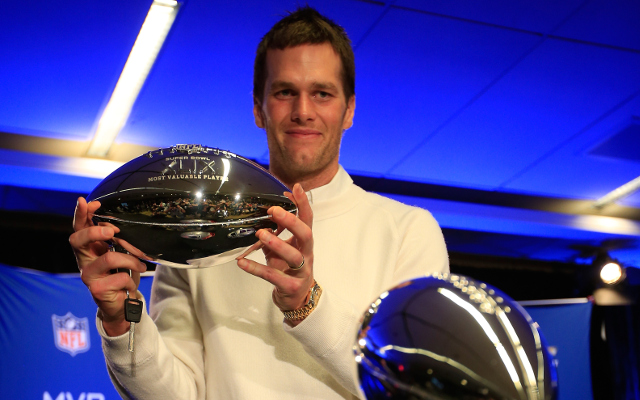 New England Patriots QB Tom Brady will be suspended; official announcement to come next week