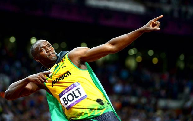 Usain Bolt reveals desire to be 'greatest sportsman ever'
