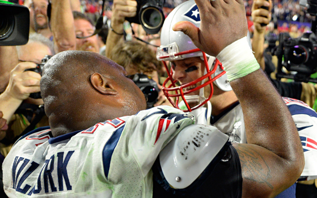 New England Patriots DT Vince Wilfork planning 2015 return