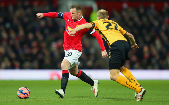 Manchester United boss urges Wayne Rooney to speak up if he's not happy