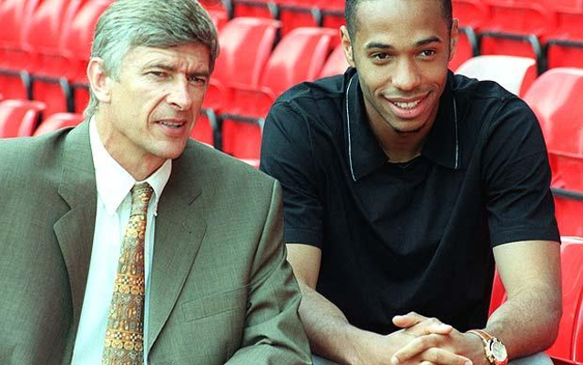 Thierry Henry and more former Arsenal players who could replace Arsene Wenger, including forgotten Frenchman