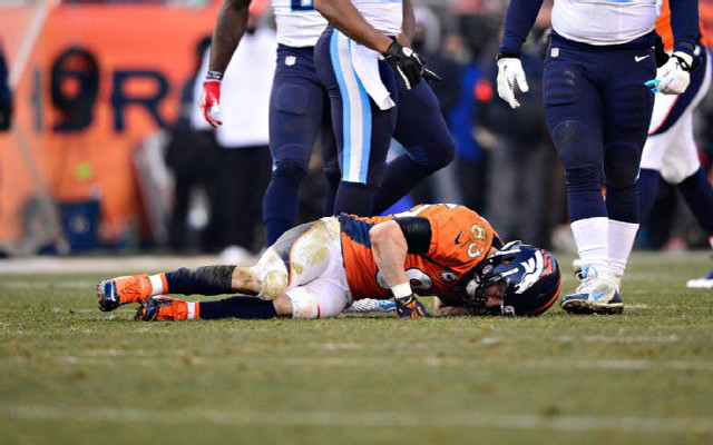 NFL news: Broncos WR Wes Welker considering retirement due to head injuries