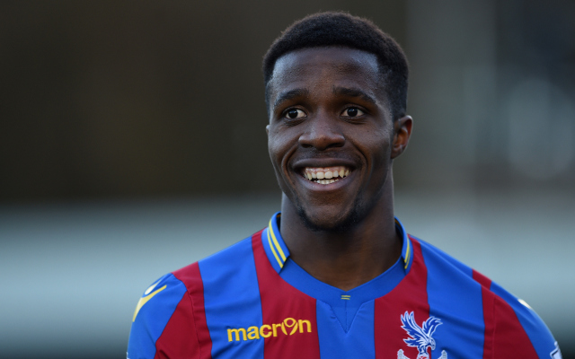 Done deal: Crystal Palace complete deadline day signing of Manchester United ace