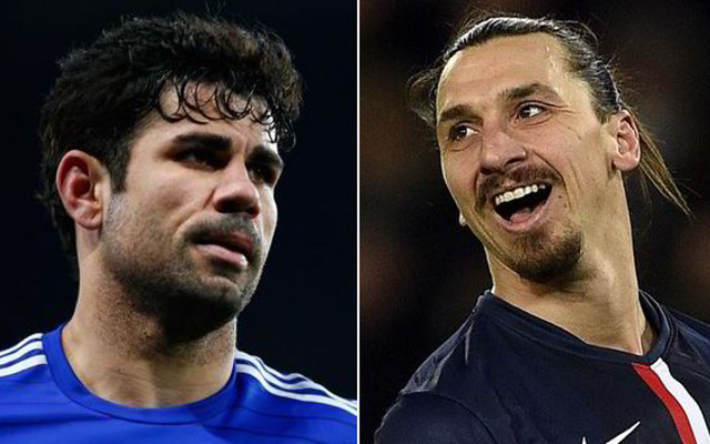 (Video) PSG v Chelsea: Will Diego Costa or Zlatan Ibrahimovic come out on top?