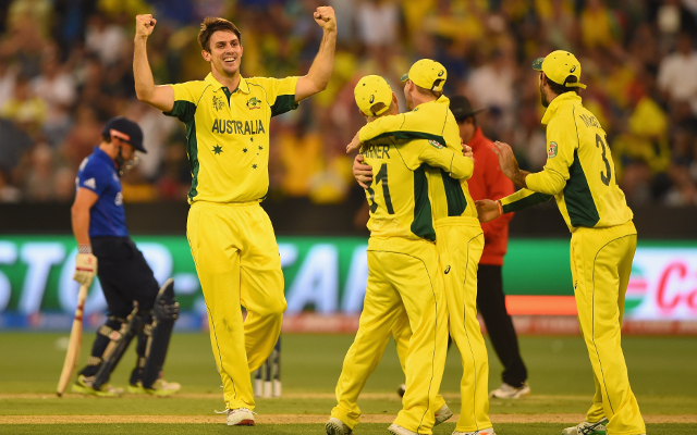 Cricket World Cup Highlights: Australia THRASH England – Best team in competition?