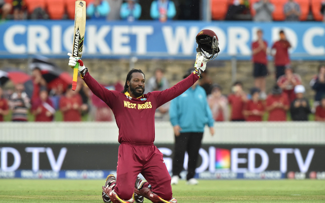 "Former England batsman describes Chris Gayle's batting as ""brutal"""