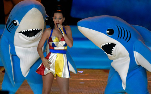 Forget Tom Brady or Katy Perry, Twitter finds 'Left Shark' the best moment of Super Bowl XLIX