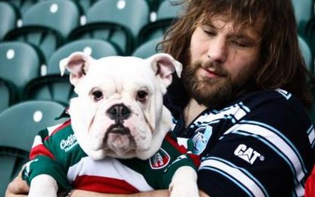 Wow! Italy prop needs 14 stitches after DOG BITE, will miss Scotland match