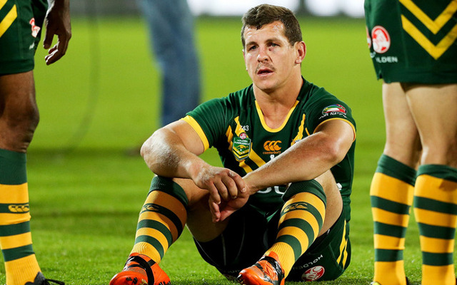 Greg Bird: Horror tackle puts Gold Coast Titans star in doubt for State of Origin I & II