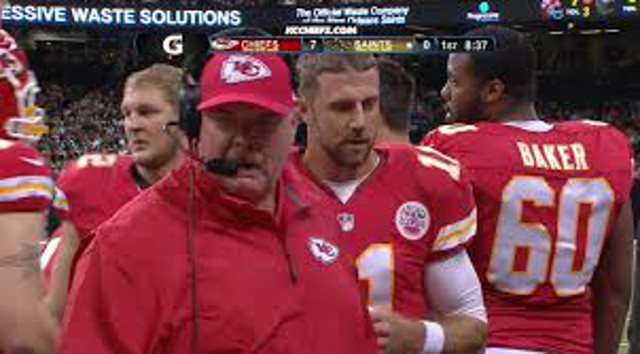 Kansas City Chiefs view HC Andy Reid and QB Alex Smith as Super Bowl-winning combo